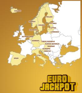 Eurojackpot Г¶sterreich